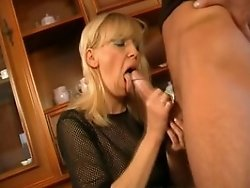 blonde stay at home mom fucks her friends