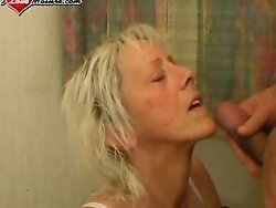licking the ass of a younger man
